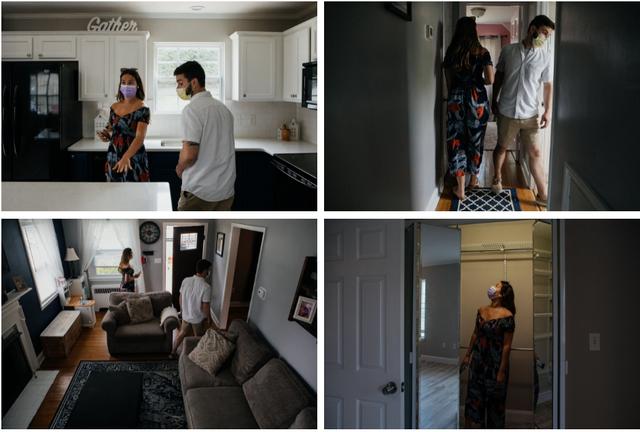 Sốt bất động sản điên cuồng ở Mỹ: Có tiền cũng không mua được nhà ở ngoại ô, khách hàng bật khóc vì đấu thầu trong bất lực  - Ảnh 4.