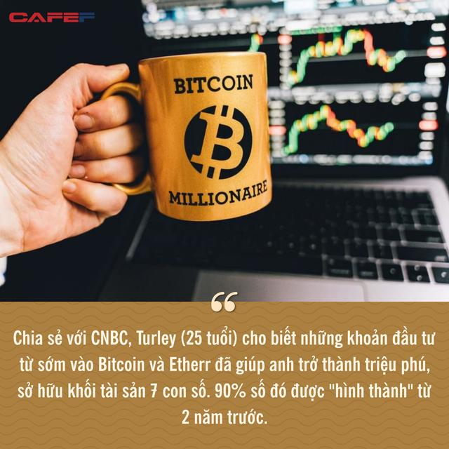 Trả hết nợ, trở thành triệu phú ở tuổi 23 nhờ đầu tư Bitcoin và Ether - Ảnh 1.