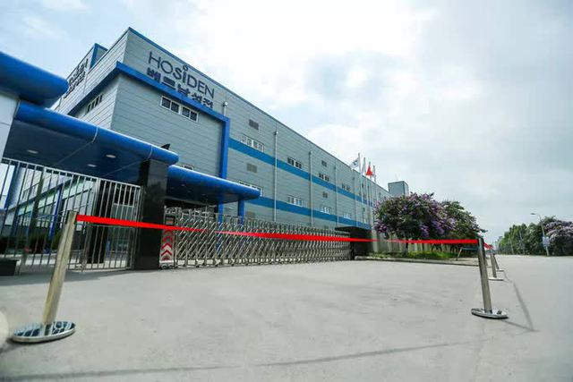 Giám đốc Công ty TNHH Hosiden người Hàn Quốc dương tính SARS-CoV-2  - Ảnh 1.