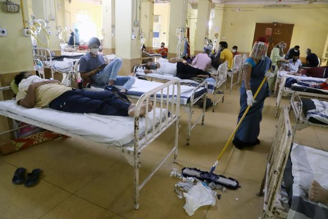 Thủ tướng Ấn Độ cảnh báo bệnh nấm đen là thách thức tiếp sau Covid-19 - Ảnh 1.