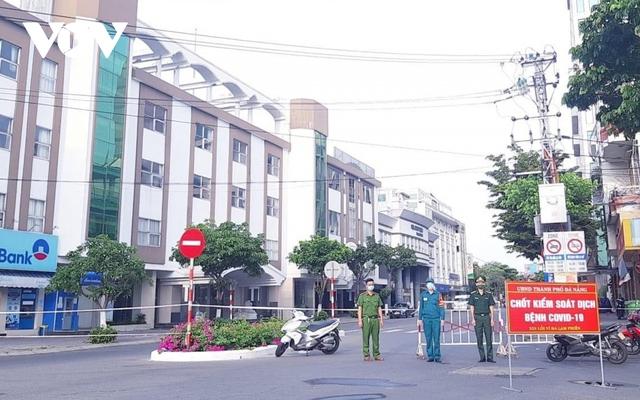 Một công an phường ở Đà Nẵng dương tính với SARS-CoV-2  - Ảnh 1.