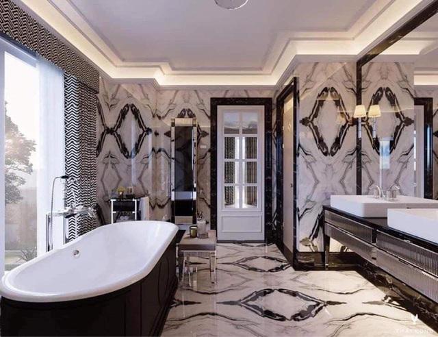 Những thiết kế gây tranh cãi của Thái Công: Ảnh 3D và thực tế khác biệt nhau, bồn tắm sàn gỗ thiếu tính thực tiễn - Ảnh 8.