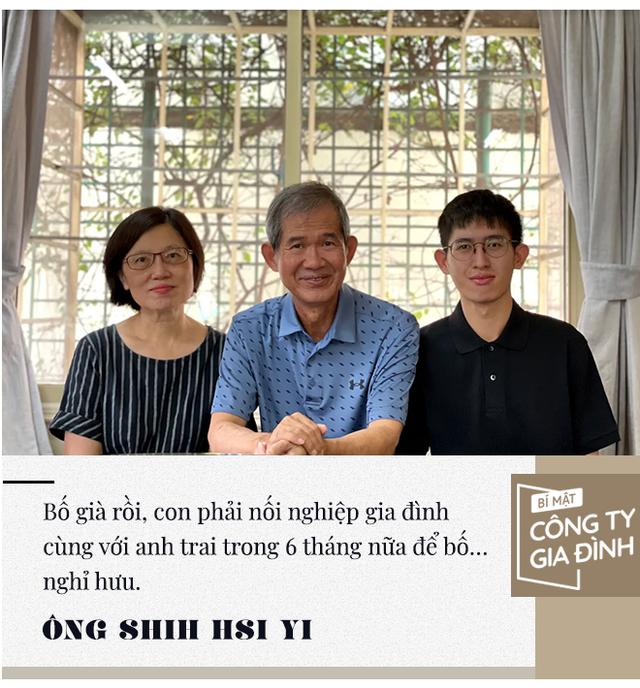 Hermes: Thiếu gia người Hoa chạy Uber ở Đài Loan, bất ngờ về Việt Nam nhận trách nhiệm nối nghiệp gia đình trong 6 tháng - Ảnh 3.