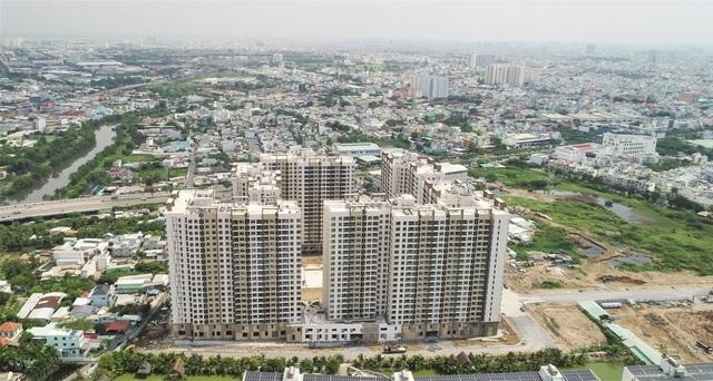 2 khu vực ven trung tâm Sài Gòn có giá BĐS tăng chóng mặt - Ảnh 2.