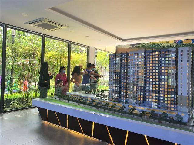 2 khu vực ven trung tâm Sài Gòn có giá BĐS tăng chóng mặt - Ảnh 1.