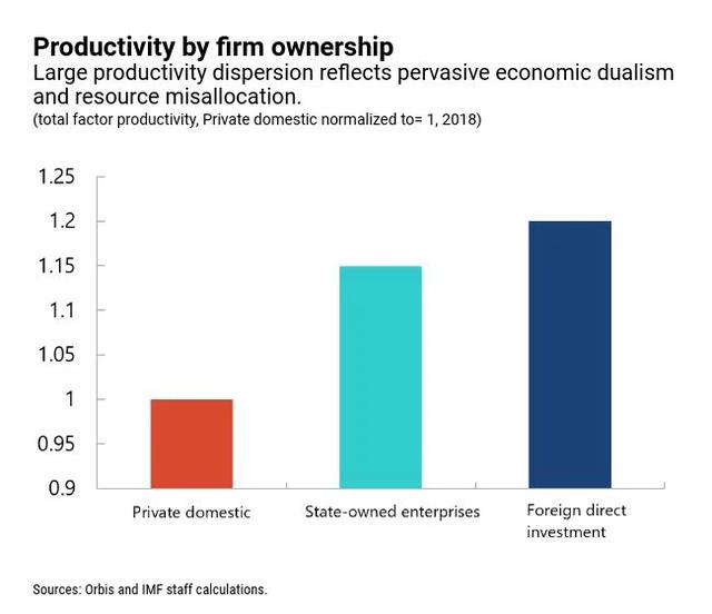 IMF: Việt Nam vẫn còn nhiều dư địa để cải thiện khả năng chống chịu của nền kinh tế - Ảnh 5.