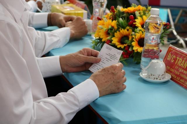Phó Chủ tịch Thường trực Quốc hội Trần Thanh Mẫn bỏ phiếu tại Cần Thơ  - Ảnh 2.
