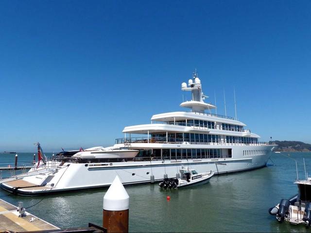 Điểm danh siêu du thuyền của các tỷ phú thế giới - Ảnh 2.