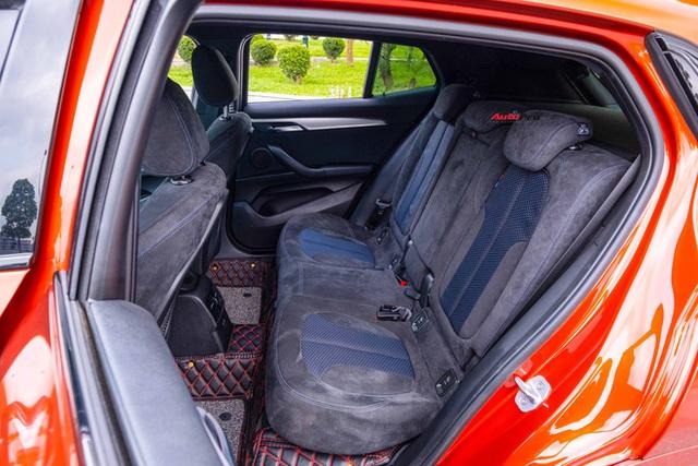 Đại gia bán BMW X2 giá 1,6 tỷ: 3 năm chạy 4.700km, xe chỉ cất trong nhà và mang đi bảo dưỡng - Ảnh 17.