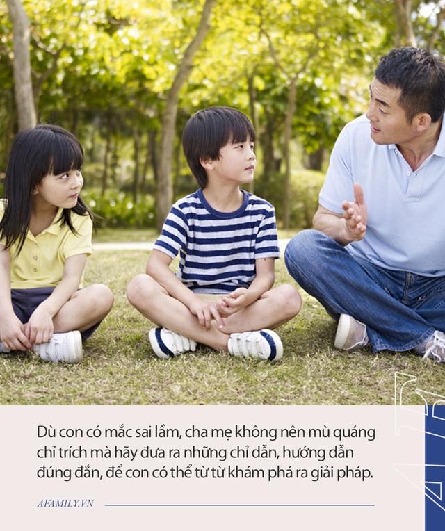 6 điểm mấu chốt để nuôi dạy con trai trưởng thành giỏi giang, bản lĩnh, cha mẹ biết càng sớm càng tốt  - Ảnh 3.