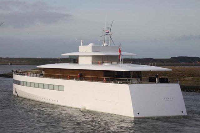Điểm danh siêu du thuyền của các tỷ phú thế giới - Ảnh 5.