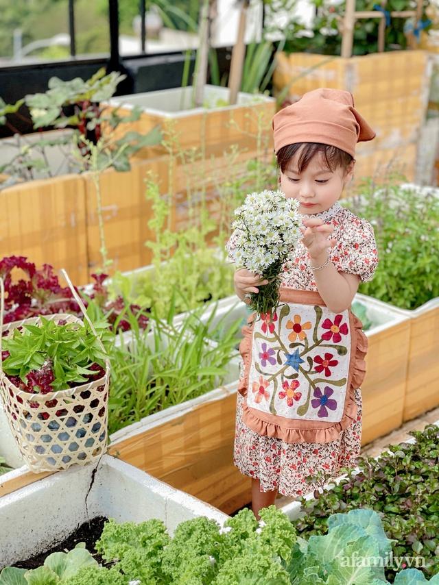 Vườn rau trong thùng xốp với đủ loại cây trái của mẹ 9x trồng cho con thưởng thức ở Buôn Ma Thuột - Ảnh 10.