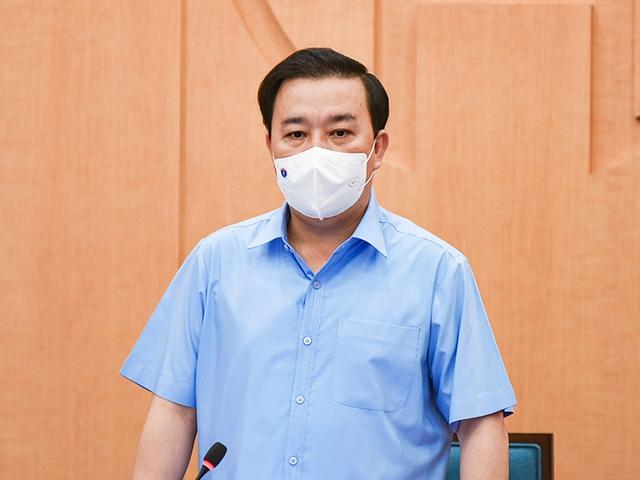 Từ 0h ngày 25/5, người dân các tỉnh về Hà Nội phải khai báo y tế trong vòng 24h - Ảnh 1.