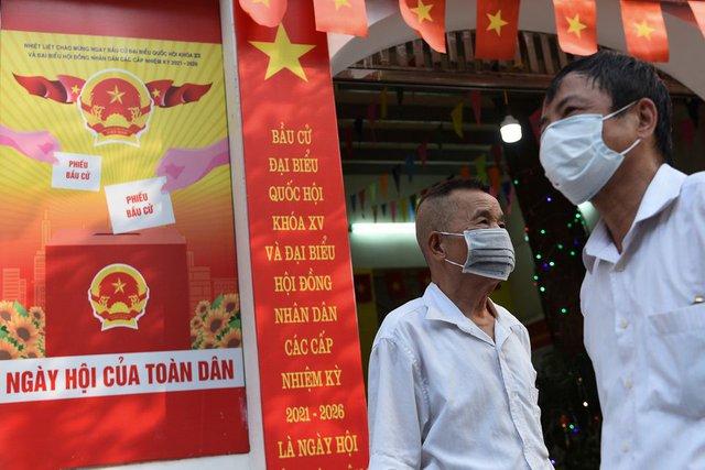 Truyền thông quốc tế nói gì về cuộc bầu cử tại Việt Nam trong bối cảnh dịch bệnh hiện nay? - Ảnh 1.