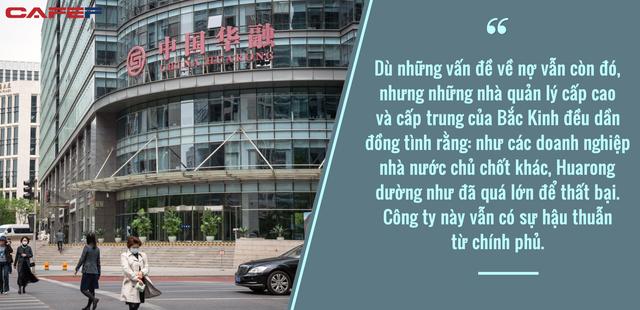 Bên trong cuộc chạy đua nhằm ngăn chặn thảm họa của ngân hàng nợ xấu lớn nhất Trung Quốc  - Ảnh 3.
