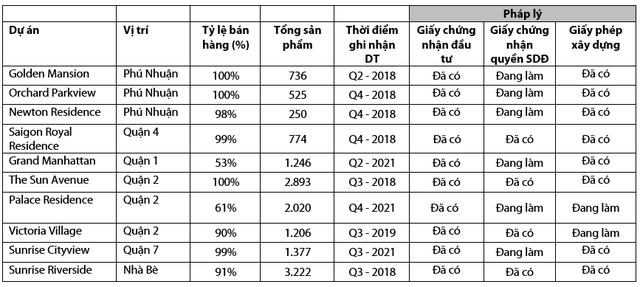 VDSC: Dòng tiền bán hàng năm 2021 của Novaland ước đạt 24.000 tỷ đồng, dự chi 13.000 tỷ mua dự án ngoài khu vực Tp.HCM - Ảnh 3.