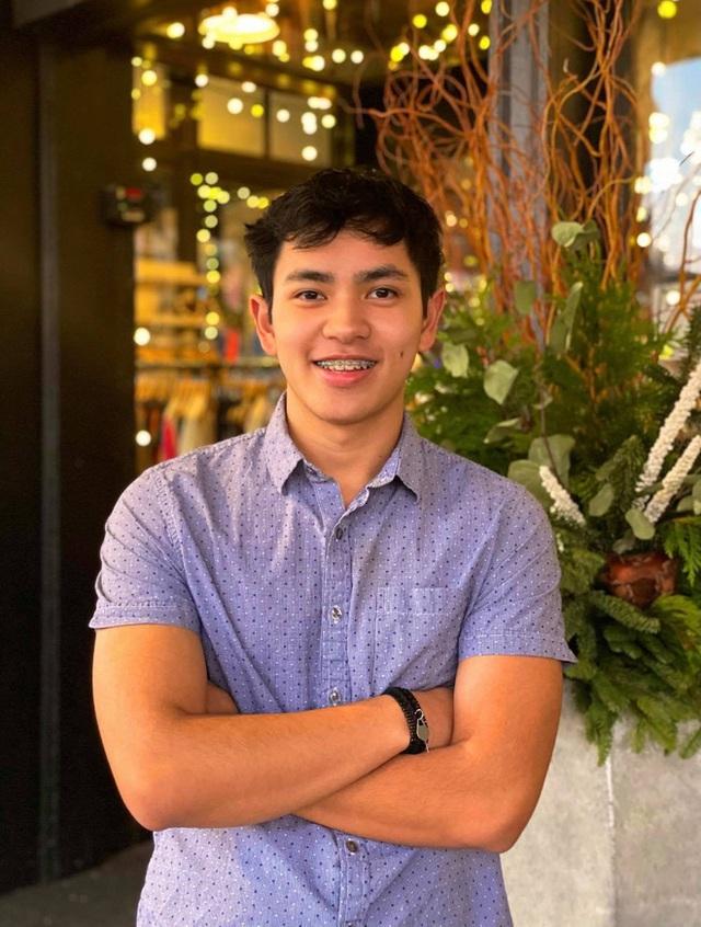 Nam sinh Việt sửa điện thoại dạo nhận học bổng toàn phần 6,7 tỷ của ĐH Harvard: Nói 3 thứ tiếng, muốn tự mở công ty - Ảnh 1.