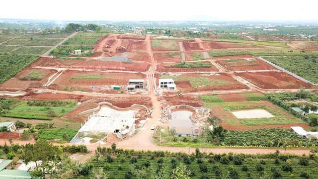 Hàng loạt địa phương lọt 'tầm ngắm' kiểm tra về quản lý kinh doanh BĐS, đất đai  - Ảnh 2.