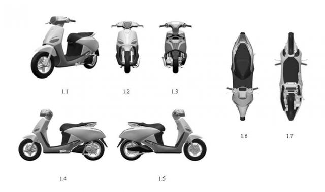 Lộ thống số kỹ thuật của xe máy điện VinFast Vento - Ảnh 2.