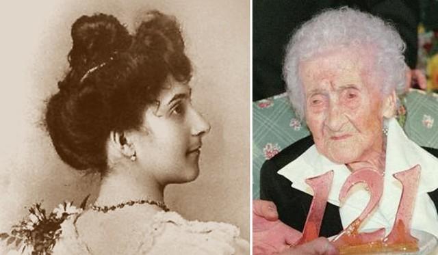 """Bí ẩn về cụ bà sống thọ nhất thế giới: Từng được cho là gặp gỡ danh họa Van Gogh, 114 tuổi còn đóng phim, bất ngờ hơn là nghiên cứu """"lật tẩy"""" sự gian lận tuổi tác - Ảnh 1."""