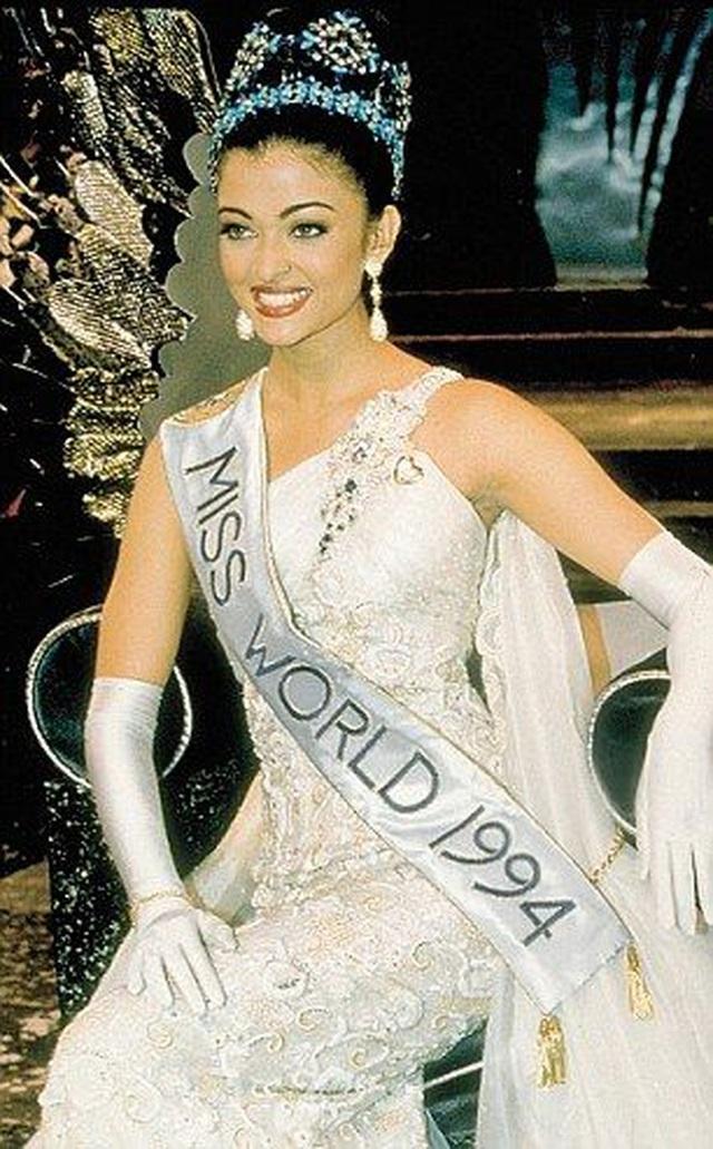 Hoa hậu đẹp nhất mọi thời đại: Nhan sắc hàng quốc bảo nhưng chuyện tình yêu trắc trở và đám cưới với cây chuối bị người đời dị nghị mãi - Ảnh 3.