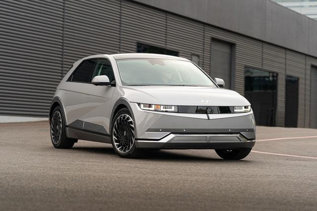 Thêm một mẫu ô tô điện hàng hot Hyundai Ioniq5 2022 sắp bán tại Mỹ - Ảnh 1.