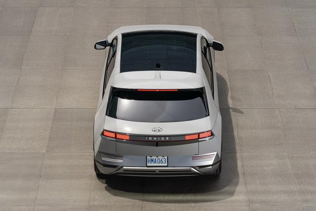Thêm một mẫu ô tô điện hàng hot Hyundai Ioniq5 2022 sắp bán tại Mỹ - Ảnh 2.