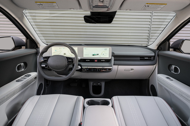 Thêm một mẫu ô tô điện hàng hot Hyundai Ioniq5 2022 sắp bán tại Mỹ - Ảnh 6.