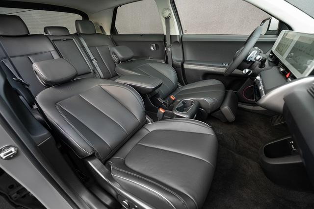 Thêm một mẫu ô tô điện hàng hot Hyundai Ioniq5 2022 sắp bán tại Mỹ - Ảnh 5.