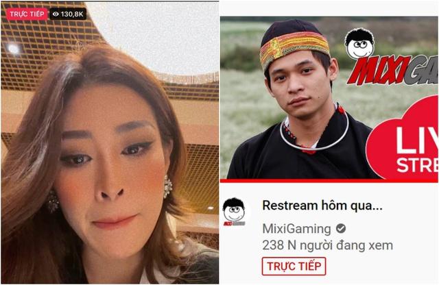CEO Nguyễn Phương Hằng phá vỡ kỷ lục livestream tại Việt Nam với gần 300.000 người xem cùng lúc, vượt qua cả Khánh Vân và Độ Mixi - Ảnh 5.