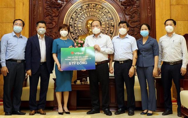Hưởng ứng lời kêu gọi của Chính phủ, Vingroup, T&T, Hoà Phát, Sovico, Ecopark, Doji, An Phát Holdings cùng một loạt ngân hàng lớn ủng hộ 280 tỷ đồng và 4 triệu liều vaccine - Ảnh 2.