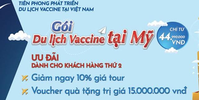 Du lịch Mỹ tiêm vắc-xin Covid-19: Nên tìm hiểu kỹ - Ảnh 1.