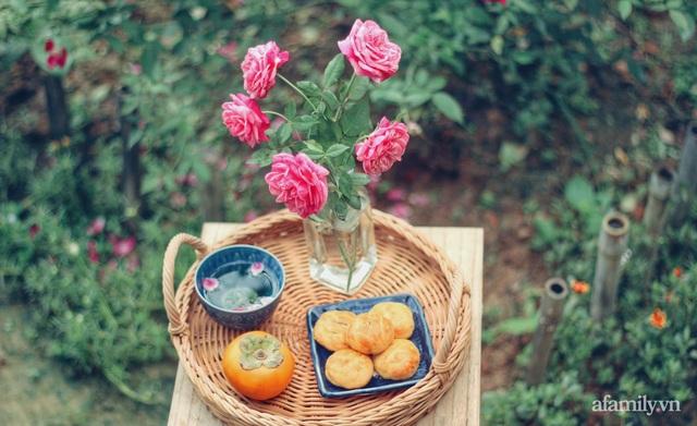 Khu vườn đậm chất thơ bình yên như cổ tích khiến hàng nghìn người mơ ước của cô gái rời Hà Nội về quê - Ảnh 17.