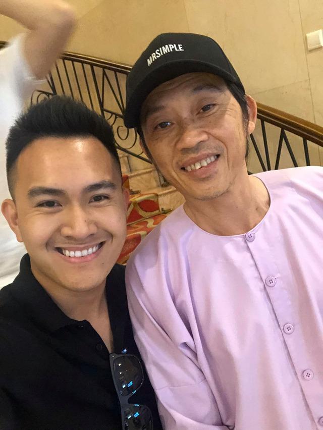 """Con trai ruột NS Hoài Linh đích thân lên tiếng từ Mỹ giữa lúc bố gặp """"sóng gió"""" chuyện tiền từ thiện, lời nhắn nhủ gây xúc động - Ảnh 3."""