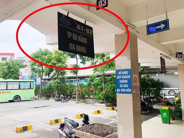 Đìu hiu bến bãi Hà Nội, xe khách nghỉ chạy đến 80%  - Ảnh 6.