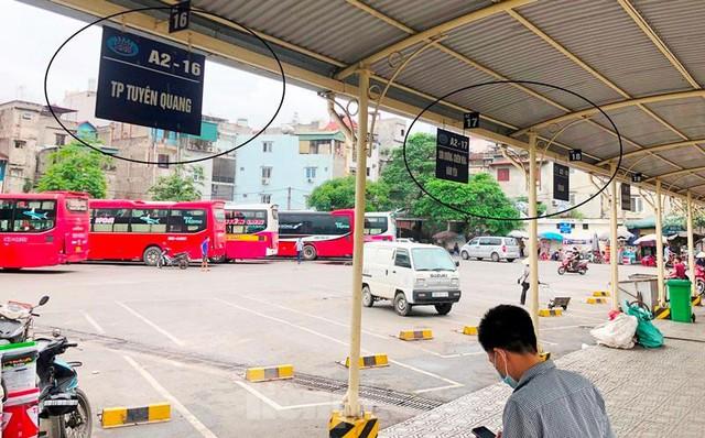 Đìu hiu bến bãi Hà Nội, xe khách nghỉ chạy đến 80%  - Ảnh 7.