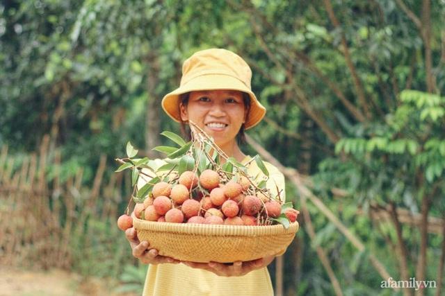 Khu vườn đậm chất thơ bình yên như cổ tích khiến hàng nghìn người mơ ước của cô gái rời Hà Nội về quê - Ảnh 10.