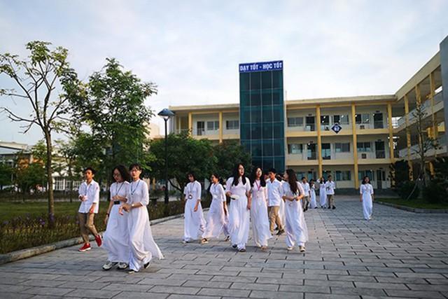 5 trường THPT công lập không chuyên có tỷ lệ chọi vào lớp 10 cao nhất Hà Nội: Chất lượng ra sao mà bao nhiêu năm nay học sinh cạnh tranh khốc liệt để giành suất? - Ảnh 3.