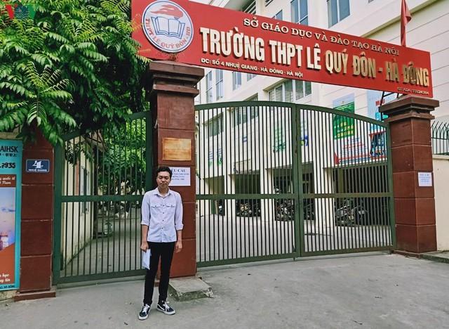 5 trường THPT công lập không chuyên có tỷ lệ chọi vào lớp 10 cao nhất Hà Nội: Chất lượng ra sao mà bao nhiêu năm nay học sinh cạnh tranh khốc liệt để giành suất? - Ảnh 4.