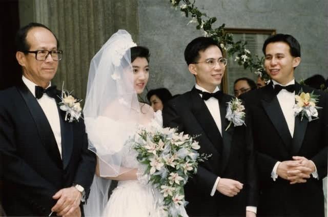 """Con dâu may mắn của tỷ phú giàu nhất Hong Kong: Cô gái """"lọ lem"""" kết hôn với thiếu gia tài phiệt, một lòng hỗ trợ chồng trở thành người kế nghiệp của tập đoàn nghìn tỷ - Ảnh 4."""