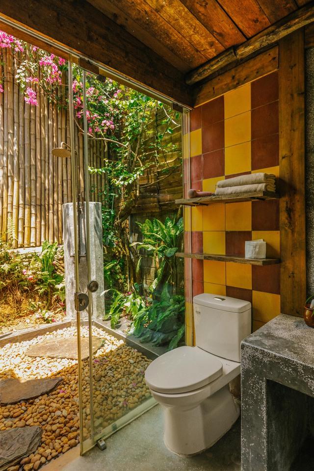 Mê mẩn với căn nhà second-home đẹp đến phát thèm tại ngoại ô Hà Nội, lộ bí quyết nhà đẹp quanh năm chỉ với 0 đồng của chủ nhà - Ảnh 8.