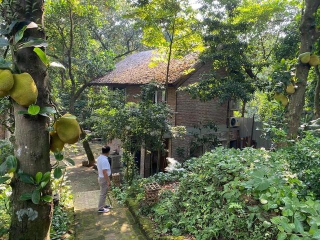 Mê mẩn với căn nhà second-home đẹp đến phát thèm tại ngoại ô Hà Nội, lộ bí quyết nhà đẹp quanh năm chỉ với 0 đồng của chủ nhà - Ảnh 14.