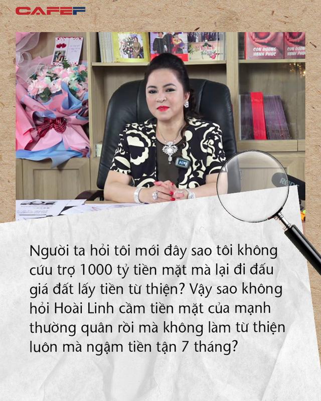 Những phát ngôn dậy sóng dư luận của đại gia Phương Hằng: Im lặng là vàng, còn tôi nói ra tôi mới là kim cương - Ảnh 1.