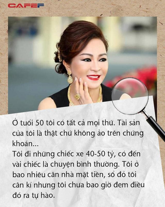 Những phát ngôn dậy sóng dư luận của đại gia Phương Hằng: Im lặng là vàng, còn tôi nói ra tôi mới là kim cương - Ảnh 10.