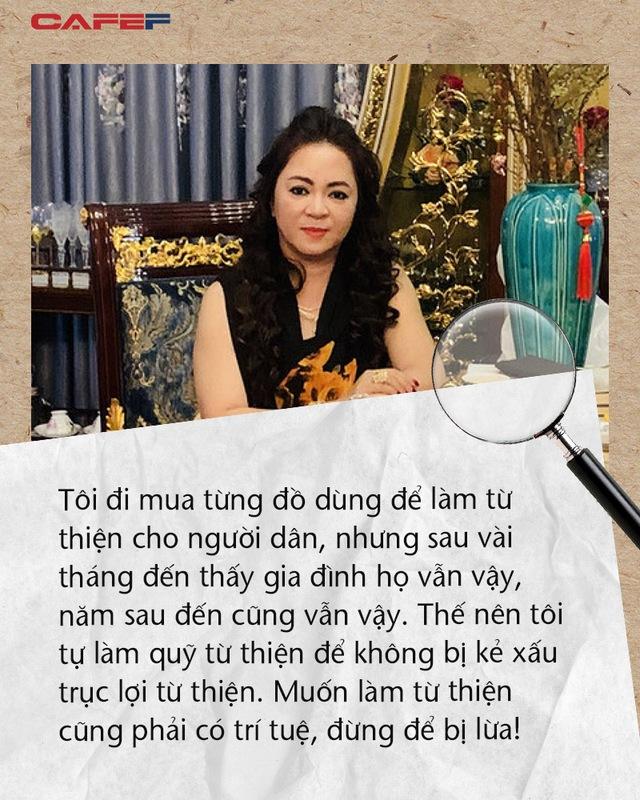 Những phát ngôn dậy sóng dư luận của đại gia Phương Hằng: Im lặng là vàng, còn tôi nói ra tôi mới là kim cương - Ảnh 2.