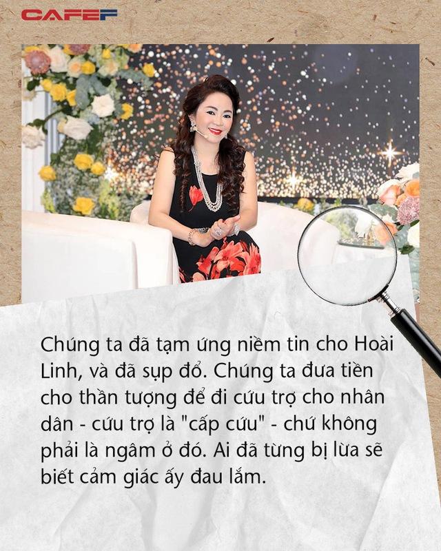 Những phát ngôn dậy sóng dư luận của đại gia Phương Hằng: Im lặng là vàng, còn tôi nói ra tôi mới là kim cương - Ảnh 3.