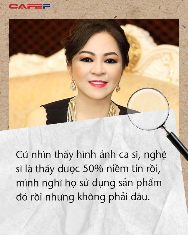 Những phát ngôn dậy sóng dư luận của đại gia Phương Hằng: Im lặng là vàng, còn tôi nói ra tôi mới là kim cương - Ảnh 4.