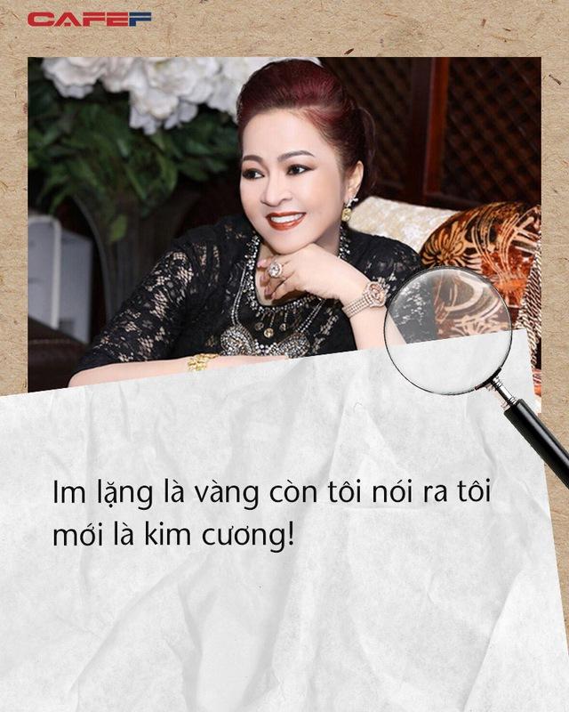 Những phát ngôn dậy sóng dư luận của đại gia Phương Hằng: Im lặng là vàng, còn tôi nói ra tôi mới là kim cương - Ảnh 8.