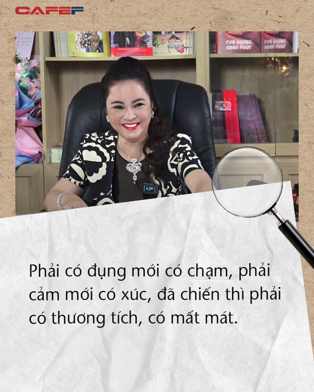 Những phát ngôn dậy sóng dư luận của đại gia Phương Hằng: Im lặng là vàng, còn tôi nói ra tôi mới là kim cương - Ảnh 7.