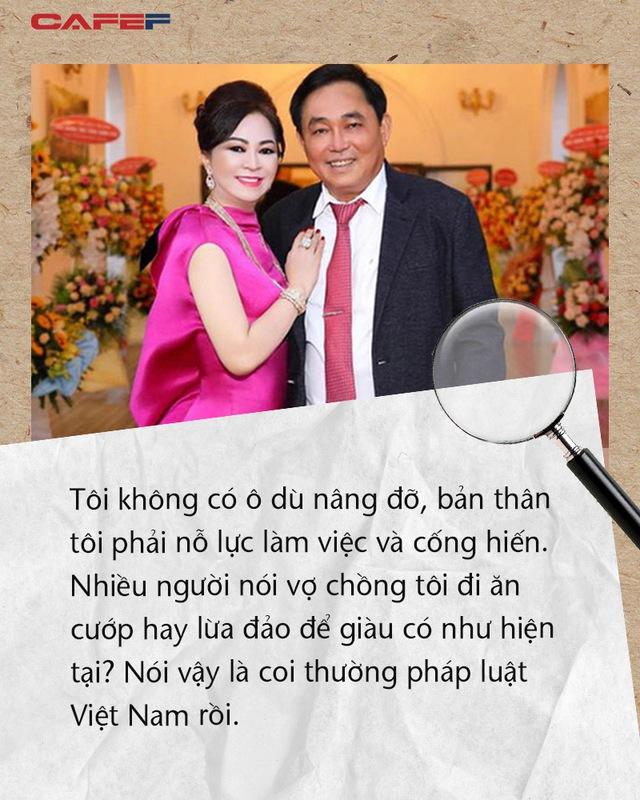 Những phát ngôn dậy sóng dư luận của đại gia Phương Hằng: Im lặng là vàng, còn tôi nói ra tôi mới là kim cương - Ảnh 9.